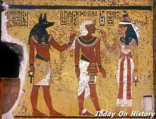 古埃及神話人物有哪些?古埃及神話故事 - 壹讀