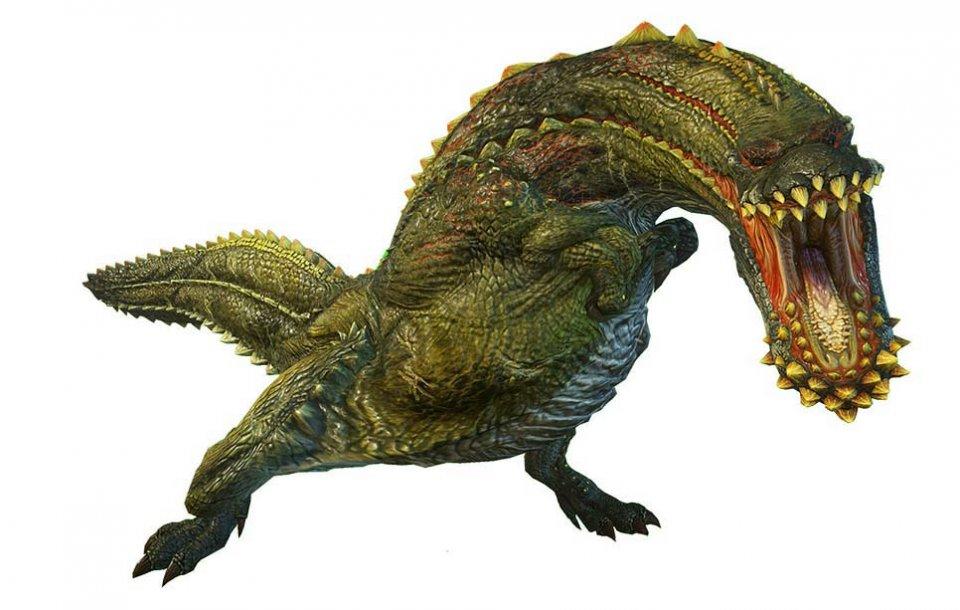 首隻獸龍種 —屠戮盛宴恐暴龍狩獵解禁 - 壹讀