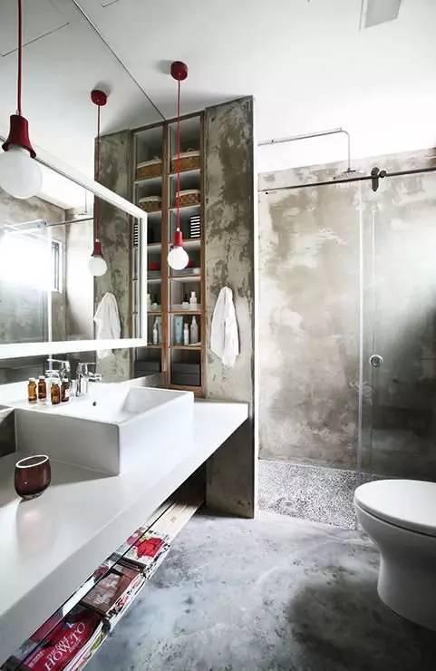 30個復古工業風浴室,這個澡洗得有點酷 壹讀