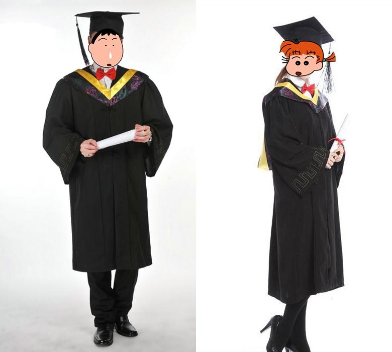 大學畢業季穿的學士服你了解多少 為什麼披肩顏色不同呢 - 壹讀