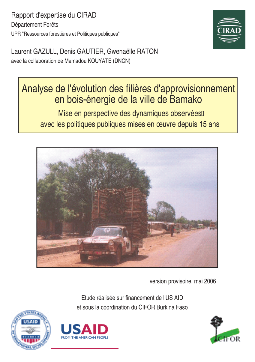 pdf neoliberal forest reform in mali adverse effects of a world bank success
