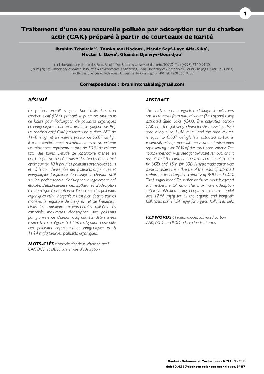 pdf traitement d une eau naturelle