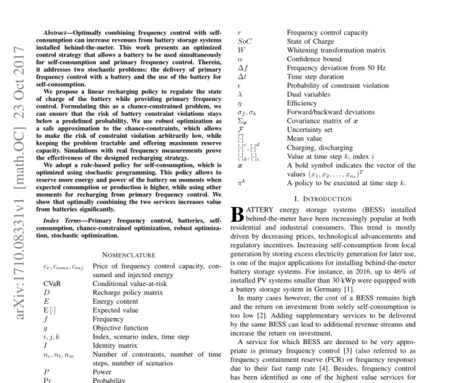 Pdf A Robust Optimization Perspective On Stochastic Programming