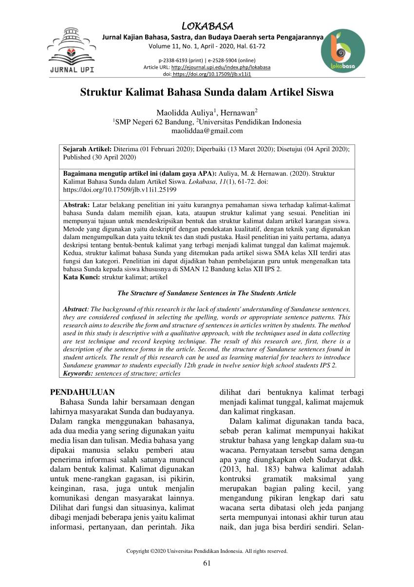 Pengertian Dongeng Bahasa Sunda : pengertian, dongeng, bahasa, sunda, Dongeng, Bahasa, Sunda, Kancil, Jeung, Buaya