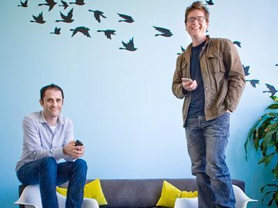 美博客评出10组最成功创业搭档