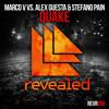 Marco V vs. Alex Guesta & Stefano Pain - Quake OUT NOW! mp3