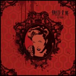 Hellie B me - RedRUM artwork