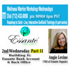 Go For Gold Part 2 Wellness Warrior Workshop With Angie Levine 05-14-14 mp3