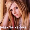 When you're gone avril lavinge mp3