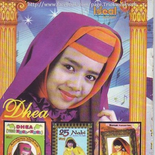 Dhea Ananda Selamat Lebaran By Robbychance On Soundcloud Hear