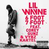 Lil Wayne - 6 Foot 7 Foot Remix Ft. Vybz Kartel mp3