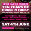 House Warming 10th Anniversary SAT 4TH JUNE 2016Pioneer, Supa D, Spidey G & Dogtaniaun mp3