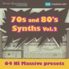 70s and 80s Synths Vol.2 - Massive presets Hip Hop, Pop, Breakbeat, Jazz, RnB mp3