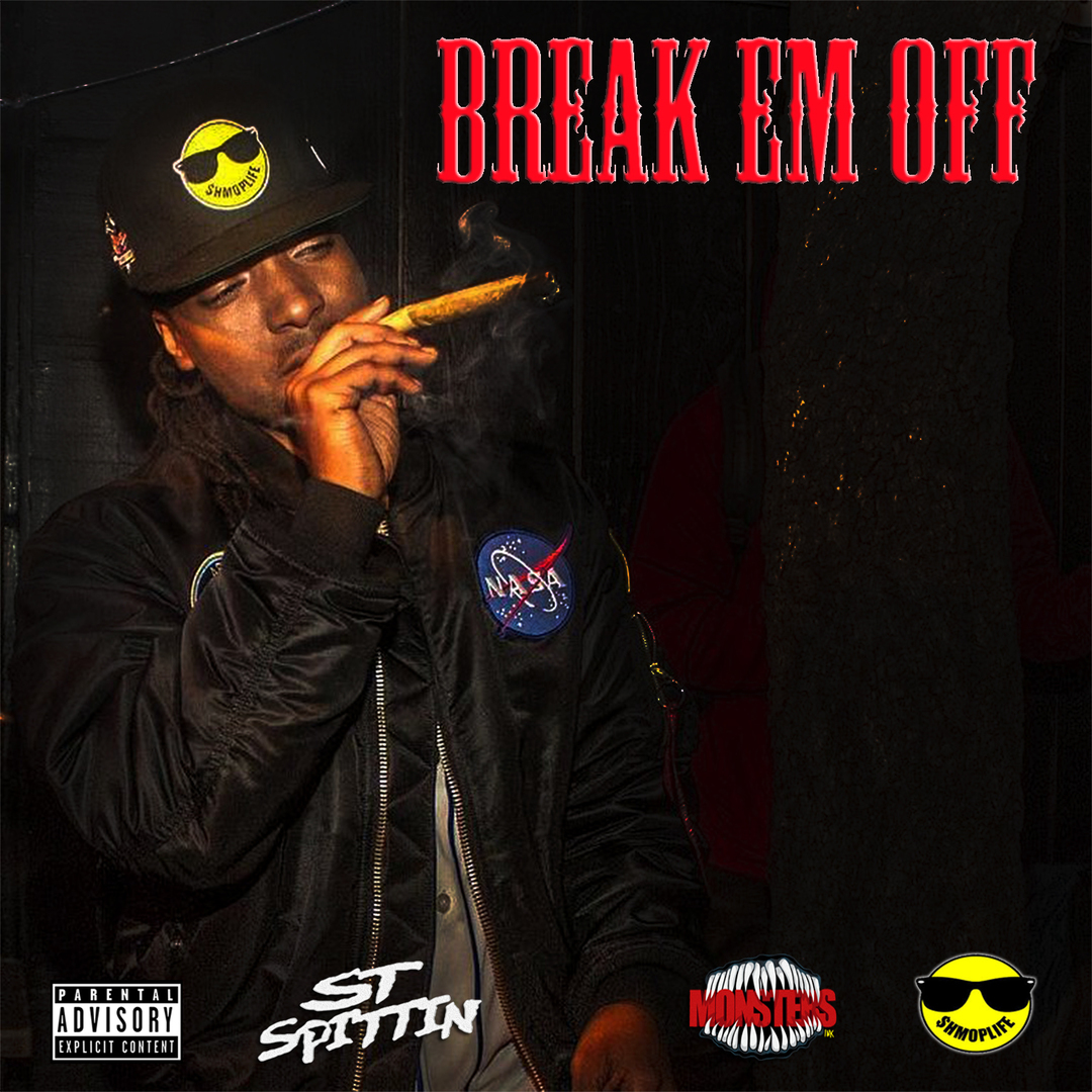 ST Spittin - Break 'Em off [Thizzler.com Exclusive]