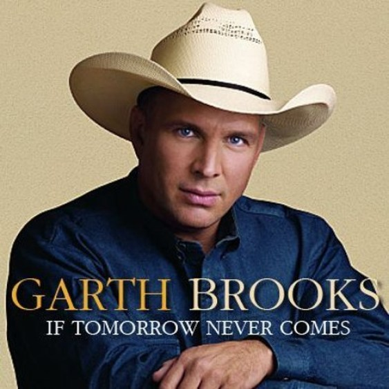 "Garth Brooks' First Country Hit ""If Tomorrow Never Comes"""