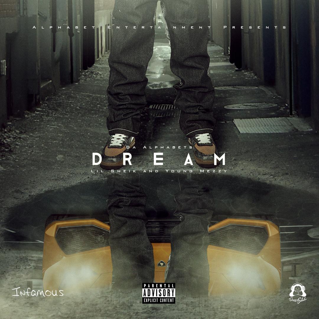 Da Alphabets ft. Lil Sheik & Young Mezzy - Dream (Prod. Jay P Bangz) [Thizzler.com]