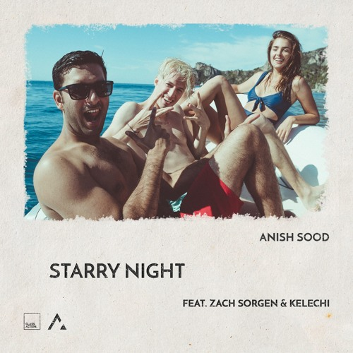 Anish Sood Starry Night