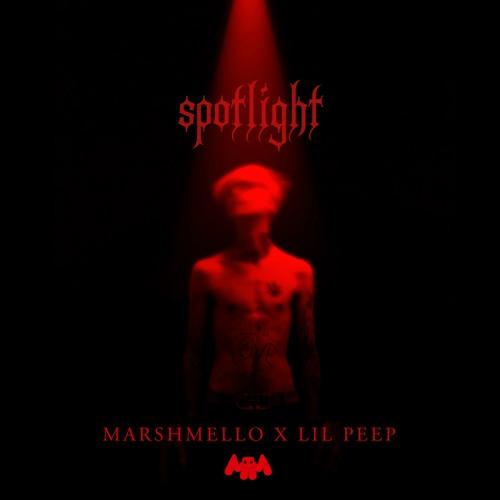 Marshmello Lil Peep Spotlight