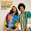 Bruno Mars - Finesse Remix Feat. Cardi B - Drum - AVE drums mp3