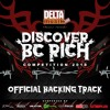 Official Backing Track Discover BC Rich Competition 2018 mp3