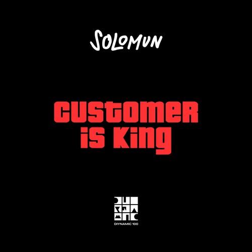 """SOLOMUN  """"CUSTOMER IS KING"""" ile ilgili görsel sonucu"""