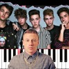 Why Don't We Ft Macklemore - I Don't Belong In This Club (Piano Cover)
