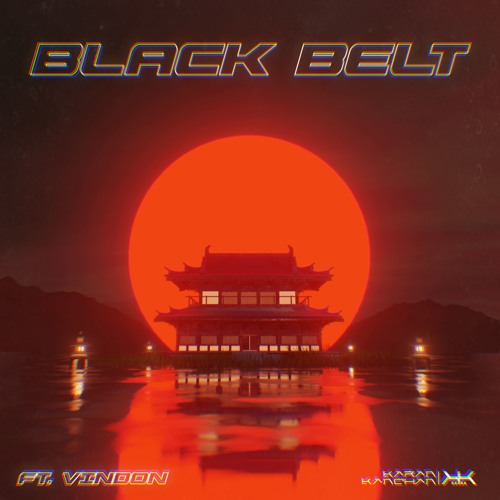 Karan Kanchan Black Belt