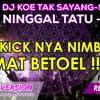 DJ KOE TAK SAYANG SAYANG VIRAL TIK TOK - NINGGAL TATU .mp3 mp3