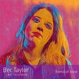 'Friend of Mine' single cover