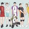Queen Of Hearts by Haikyuu Captains Kuroo, Oikawa, Daichi, Bokuto, Ushijima, Futakuchi mp3