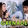 GRENADE - BRUNO MARS BY NABILA SUAKA FT. TRI SUAKA mp3