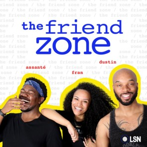 Image result for the friend zone podcast