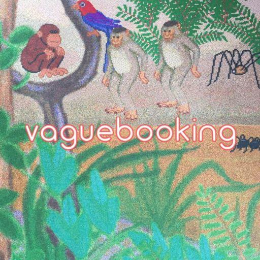 Vaguebooking