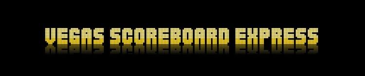 Vegas Scoreboard Express Live!🏟's stream