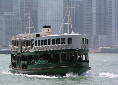The Star Ferry, a photo from Hong Kong, South | TrekEarth