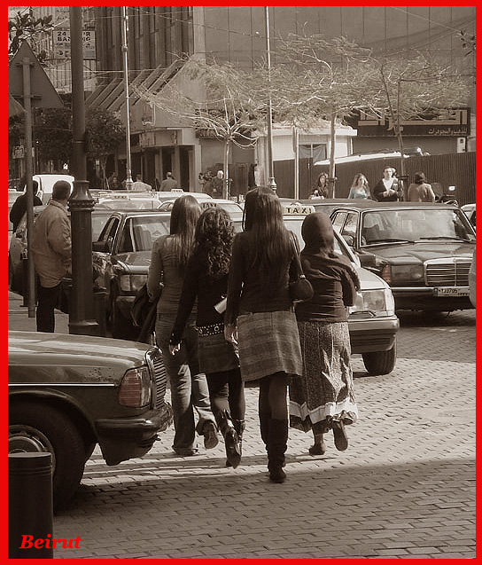 Beirut Style A Photo From Beyrouth West TrekEarth