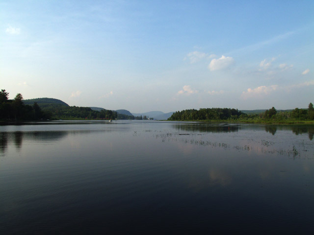 Brant Lake A Photo From New York Northeast Trekearth