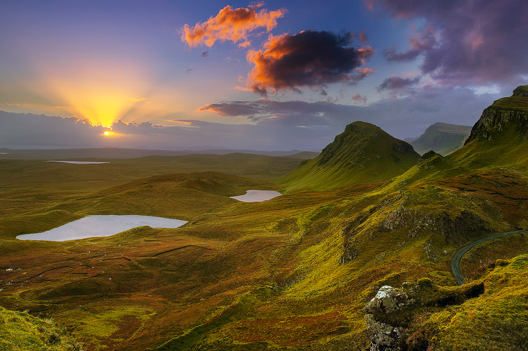 The Quiraing - , Highland