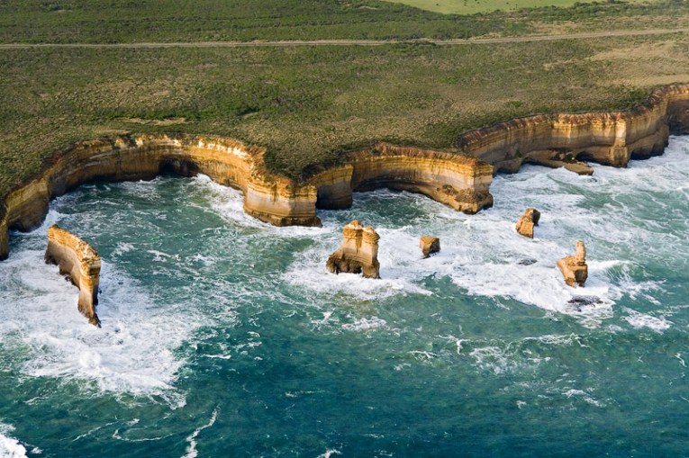Twelve Apostles  a photo from Victoria  East   TrekEarth Twelve Apostles   Port Campbell  Victoria