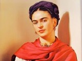 'Frida with magenta muffle.' PHOTO: NIKOLAS MURAY