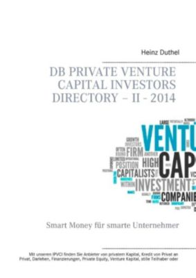 DB Private Venture Capital Investors Directory - II - 2014 (eBook)