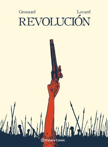 Revolución (Planeta Cómic)