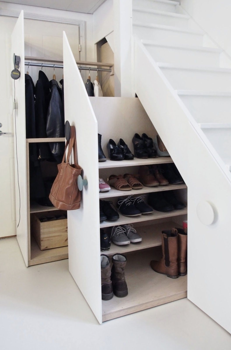 Let S Build A Cupboard Under The Stairs – Staircase Design | Wardrobe Design Under Stairs | Hallway Storage | Basement Stairs | Stair Case | Living Room | Shoe