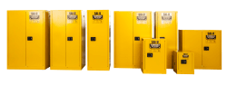 Standard Double Door Safety Cabinet For Flammables 30gal 114l