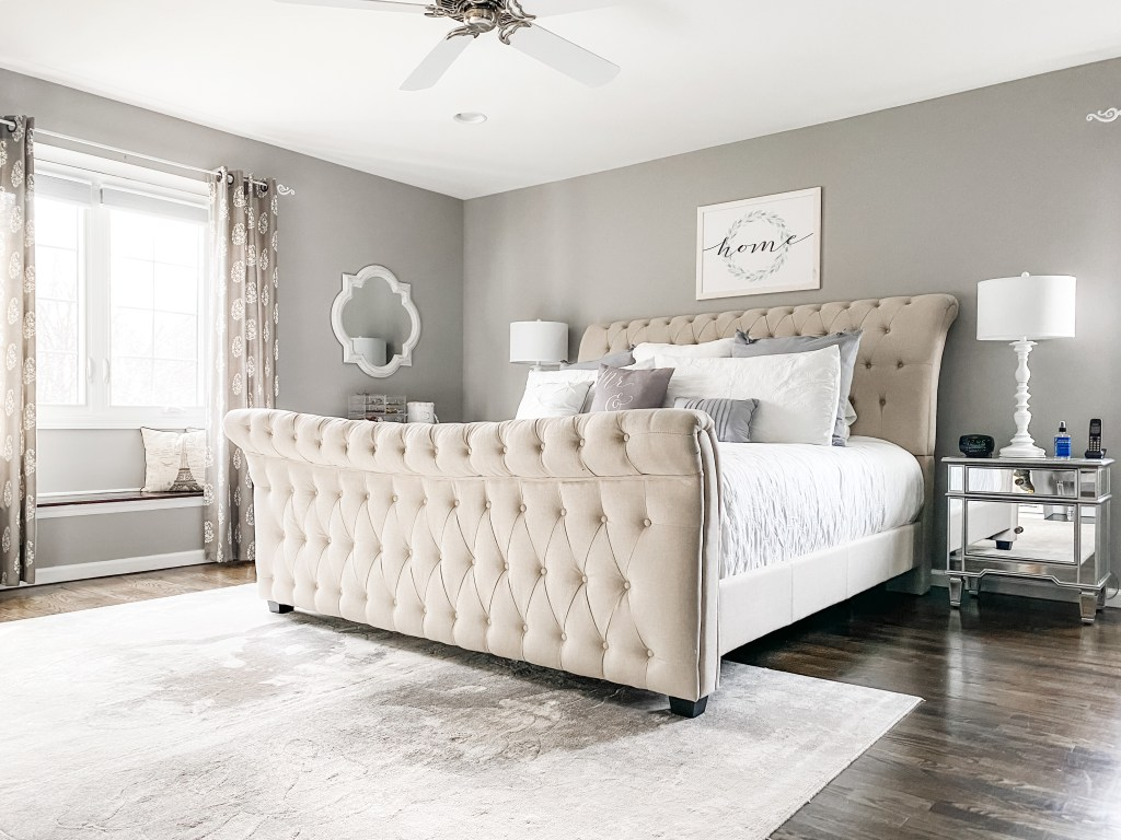 master bedroom refresh with raymour