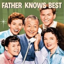 Image result for father knows best