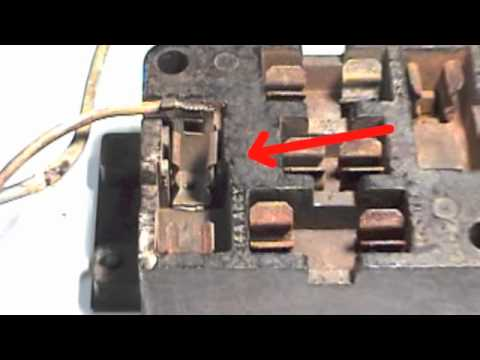 How To Repair A Ford Falcon Mustang Fuse Box