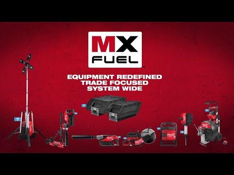 MX FUEL System video