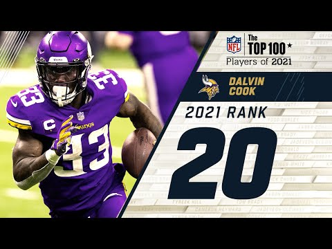 #20 Dalvin Cook (RB, Vikings) | Top 100 Players in 2021