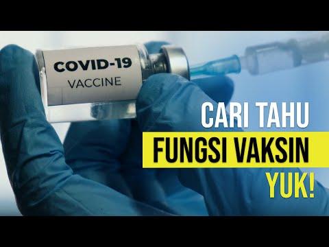 Ternyata Ini Pentingnya Vaksin